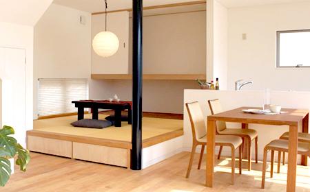 自社施工による低価格 デザインと提案力による高品質