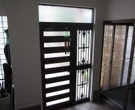 リフォーム 玄関