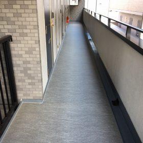 マンションリフォーム 階段・廊下