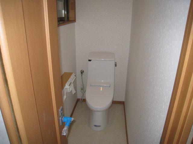 リフォーム トイレ2